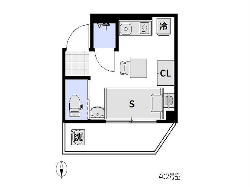リーズナブルステイ品川大森 402号室