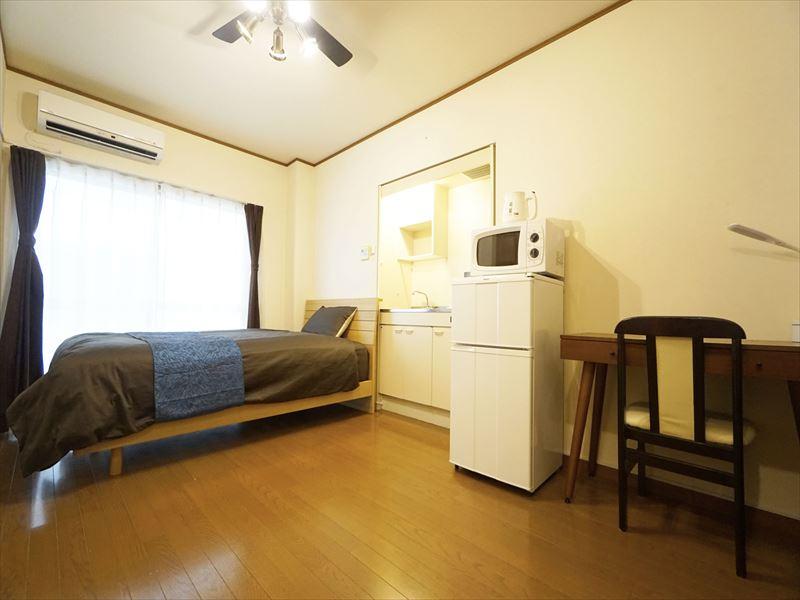 レジデンストーキョー品川大崎 xx5号室