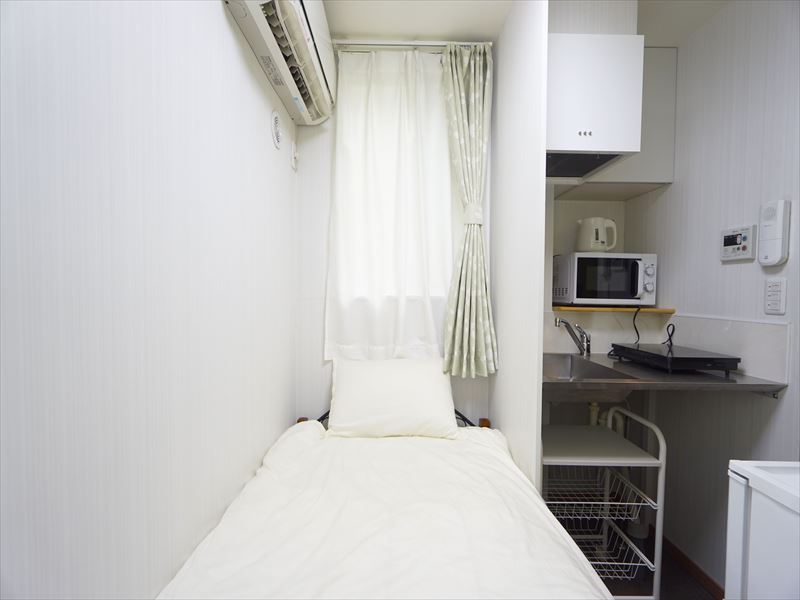リーズナブルステイ板橋・志村 A-204号室