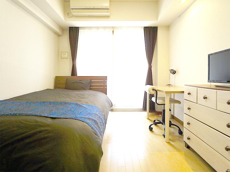 レジデンストーキョー田町・芝浦 xx2号室